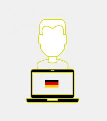 Web content in German by Joel Arnaud