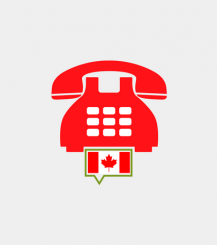 Canada fax number