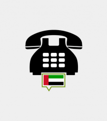 Dubai toll-free number