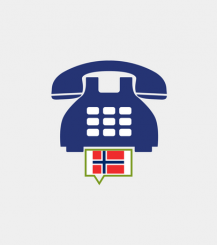 Norway national number