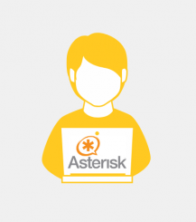 Asterisk config for VoIP PBx or Call Center